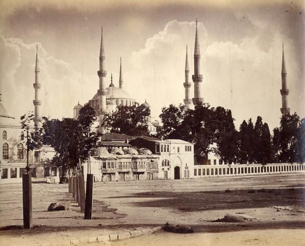 Abdullah_frères_-_Sultan_Ahmet_camii_Istanbul
