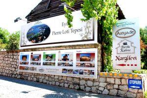 Eyup : Το Café  Pierre Loti