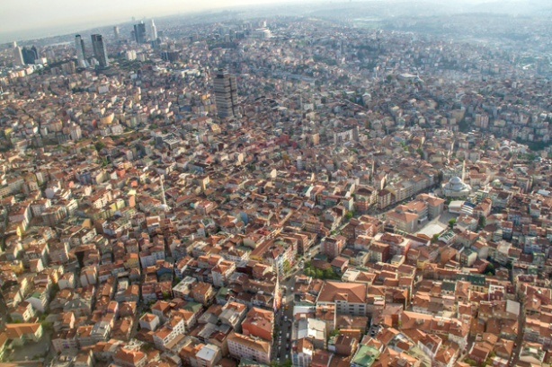 Overpopulation Istanbul