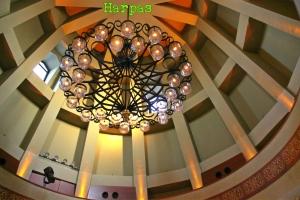 Το εστιατόριο στο Πύργο του Γαλατά