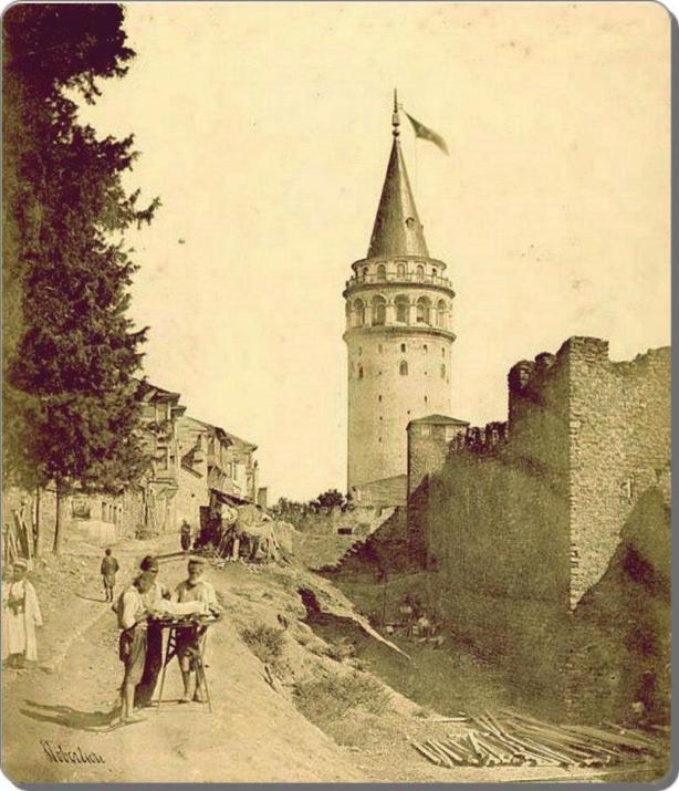 Galata Tower (1854)